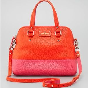 Kate Spade Grove Court Maise Satchel Bag